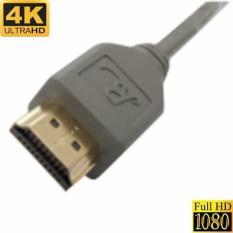Cáp HDMI chuẩn 2.0 hỗ trợ 4K dài 1.5m hiệu Romywell Thái Lan
