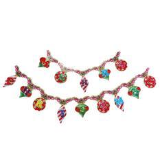 Dây Treo Trang Trí Noel Kim Tuyến Giáng Sinh Merry Christmas