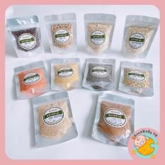 Hạt Hữu Cơ tách lẻ Cho Bé Tổng Hợp Markal Organic loại 100g GoodbabyTBVN