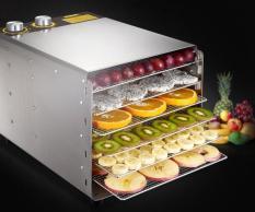 máy sấy thực phẩm 6 khay Septree hàng chính hãng