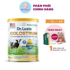 Sữa bột Nutifood Dr Luxia Colostrum Step 1 – Hộp 400gr (Sữa bột từ sữa non)