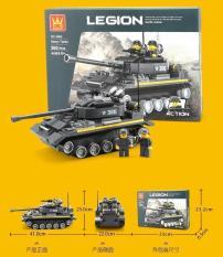 Đồ chơi Lắp Ráp Lego Xe Tăng 3660