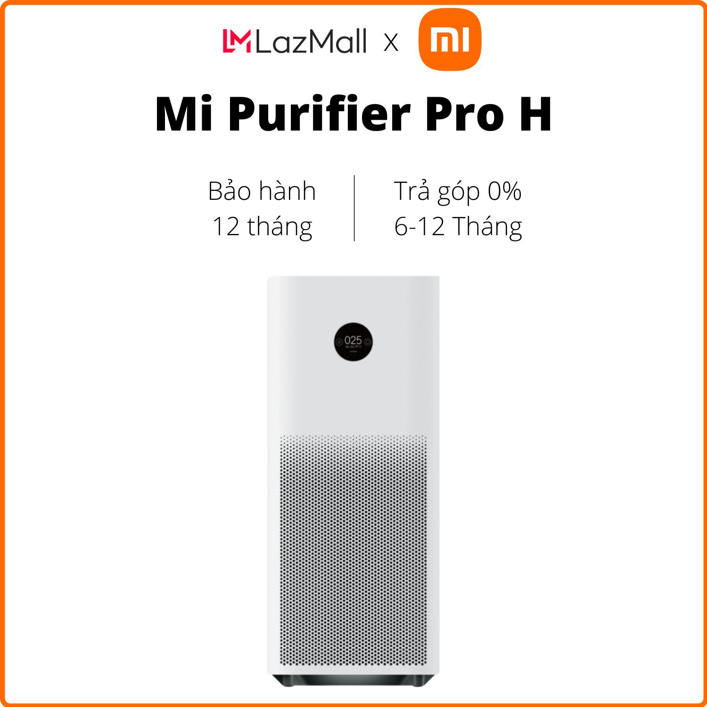 Máy lọc không khí Xiaomi Mi Air Purifier Pro H - Trắng - Hàng chính hãng DGW - Trả góp...