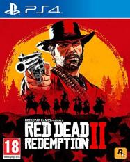Đĩa Game PS4 – Red Dead Redemption 2 – EU