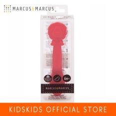 Thìa ăn dặm silicon cho bé Marcus & Marcus – Marcus