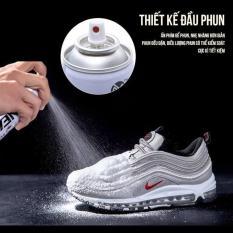 Chai Tẩy Trắng Giày Sneaker Chai Xịt Vệ Sinh Giày Sneaker Cao Cấp Bình Xịt Trắng Giày – Dụng Cụ Vệ Sinh Giày Làm Trắng Giày Cao Cấp