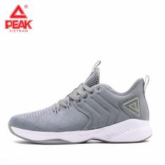 Giày bóng rổ Peak Basketball Ultra Light E91081A – Ghi