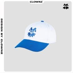 Mũ lưỡi trai unisex ClownZ New Smile Face Cap nhiều màu freestyle
