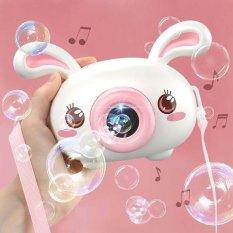 Đồ chơi máy chụp ảnh thổi bong bóng xà phòng cho bé – đồ chơi sáng tạo
