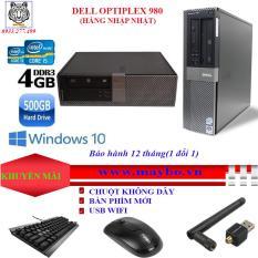 Máy Tính DELL Optiplex 980DT(i3/4G/500G)BẢO HÀNH 12 Tháng 1 đổi 1