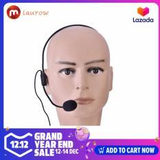 Mini 3.5 Mm Gắn Đầu Có Dây Condenser Mic Cho Khuếch Đại Giọng Nói Loa