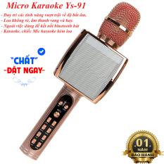 Mic Karaoke Kèm Loa Di Động Loa Hát Karaok Kèm Mic , Mic Hát Karaok Kết Nối Với Điện Thoại Mic Hát Karaoke Loa To Âm Vang Echo Chuẩn