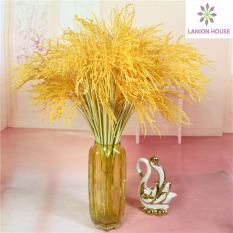 1 Cành bông lúa, hoa giả trang trí, hoa giả, hoa lụa, hoa giả treo trường, hoa giả để bàn, hoa lụa cao cấp, hoa lụa, hoa giả bó, hoa giả đẹp MS 35 – Alanion House