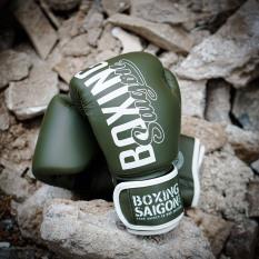 Găng Tay Boxing Saigon Inspire – Khaki