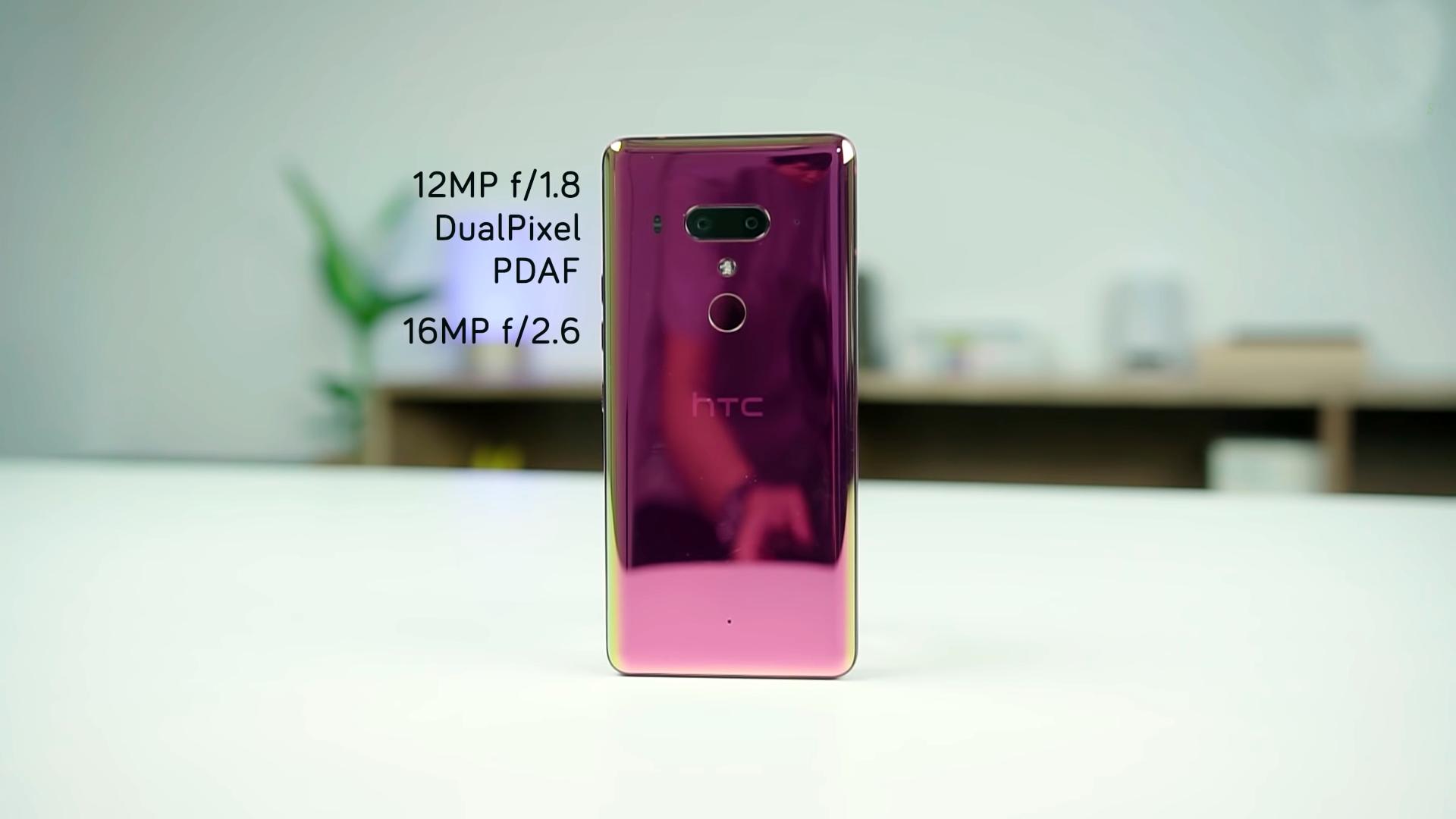 Điện Thoại HTC U12+ Quốc tế (2sim) – Siêu Màn Hình || Siêu Chip || Tuyệt Đỉnh âm thanh || Tại Playmobile
