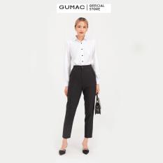 Quần tây cơ bản QB777 mẫu mới GUMAC
