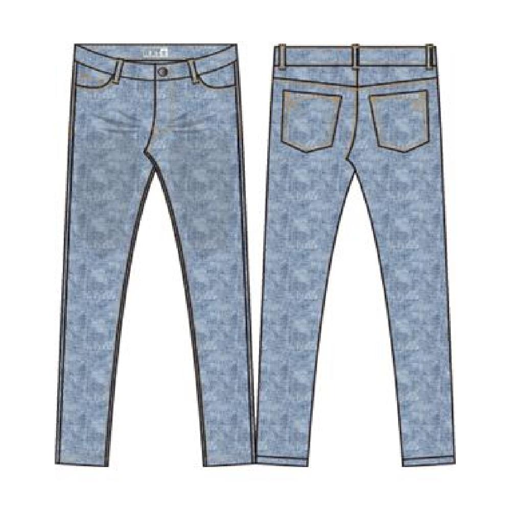 GIORDANO Quần Jeans Dài Nam Regular Taper Super Stretch Jeans 01111011