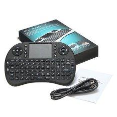 Bàn phím kiêm chuột không dây cho smart Tivi UKB 500 (Đen)