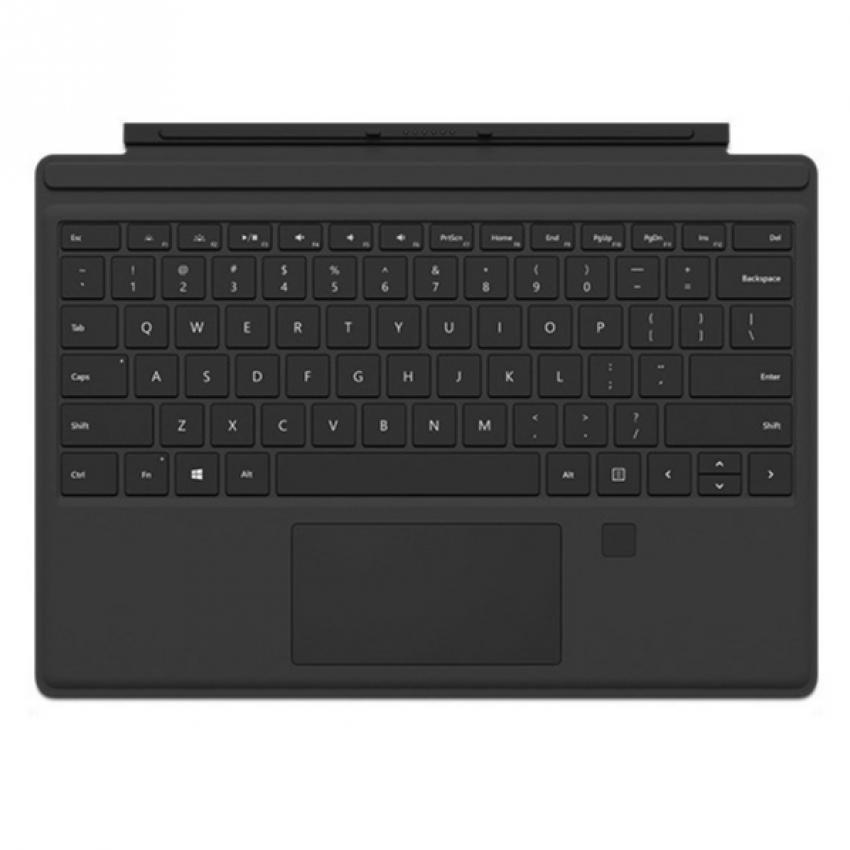 Bàn phím Surface Pro 4 Type Cover (Đen)