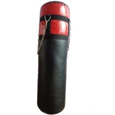 Bao cát đấm boxing GHFITNESS 100cm (Đen đỏ)