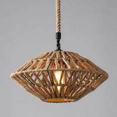 Đèn vitage – đèn dây đan – đèn cổ điển VSLIGHT tặng kèm bóng đèn sợi đốt
