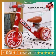 Xe Chòi Chân Vận Động kết hợp Xe Đạp có bàn đạp 3 Bánh DOCHOIPC Cho Bé trẻ từ 2 đến 6 tuổi