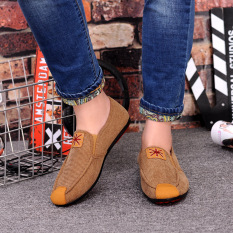 Xả hàng – Giày lười nam giày mọi nam giày nam đẹp giá rẻ 2020 DODACO LVS0018