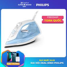 [Duy nhất hôm nay] Bàn ủi hơi nước Philips GC1740/20 2000W (Xanh) – Hàng phân phối chính hãng