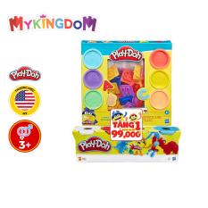 MYKINGDOM – PLAYDOH Đồ chơi giáo dục PLAYDOH Khuôn tạo hình chữ cái tặng kèm 1 B5517 CBE8532/E8530-B5517
