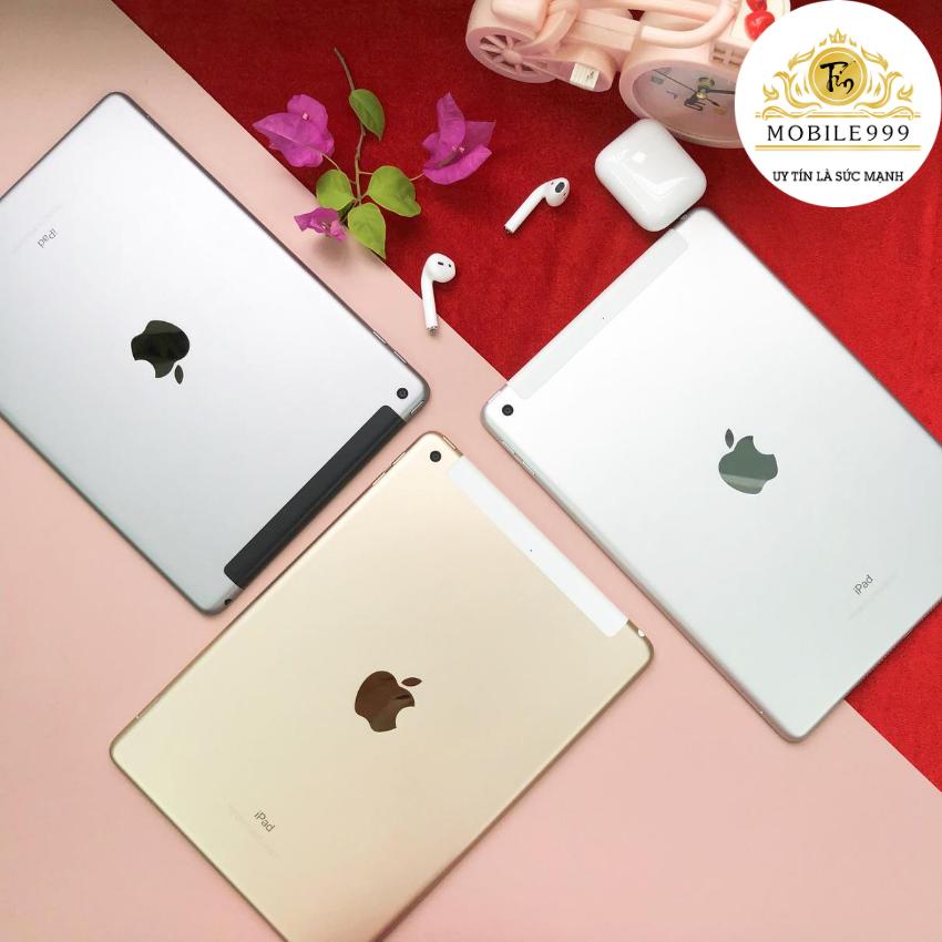 iPad Gen 5 2017 (Wifi + 4G) 32G /128GB Chính Hãng – Zin Đẹp – Màn Retina sắc nét – Tặng phụ kiện + Bao da – 1 đổi 1 30 ngày – BH 6 tháng – MOBILE999