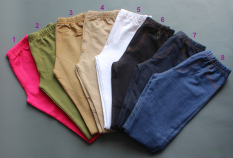 Quần legging giả jean cho trẻ em size 11-16