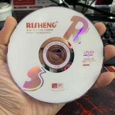 Đĩa trắng DVD-R MINGSHENG/RISHENG 4.7GB Chính Hãng