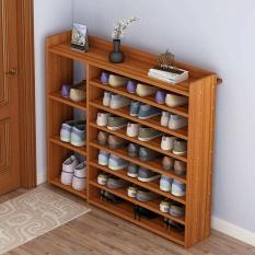 Tâm House Giá kệ gỗ để giày dép 7 tầng – KD004