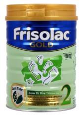 Sữa Frisolac 2 (6-12 tháng) 900gr