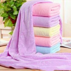 Khăn tắm xuất nhật cao cấp, lông mền mại, sợi vải siêu mền mịn, thấm nước cực tốt ( kích thước 140cm*70cm )
