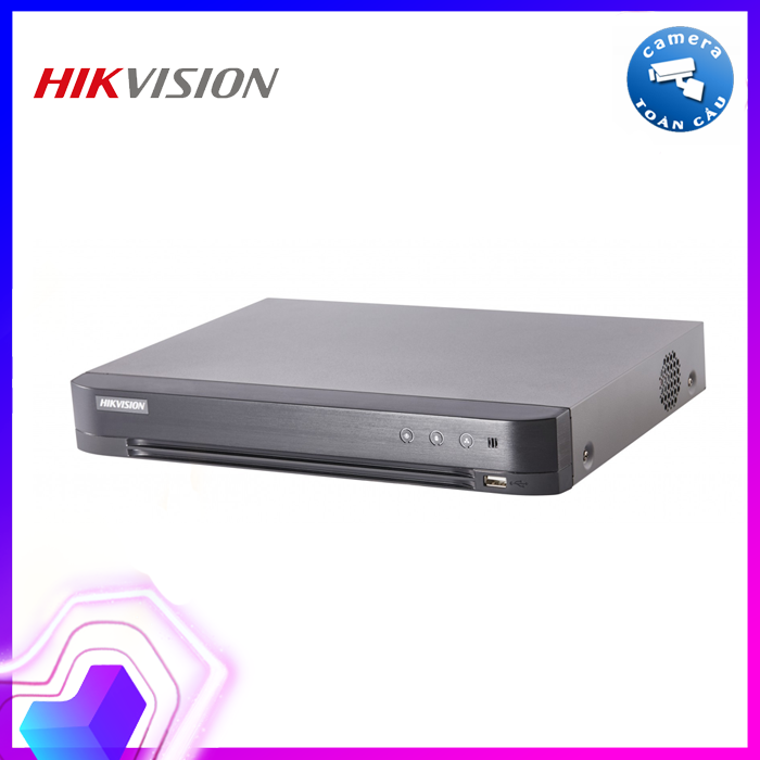 Đầu ghi HD – TVI DVR 16 Kênh Hikvision DS – 7216HQHI – K2 (4.0MP), sản phẩm có thời gian bảo hành là 2 năm, loại bảo hành bằng tem bảo hành