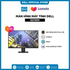 [SIÊU SALE VẪN NHIỆT_TRẢ GÓP 0%] Màn Hình Máy Tính Dell E2720H 27inch Full HD IPS 60Hz 8msVGA+Display Port