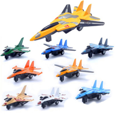 Máy bay chiến đấu mini có bánh đà