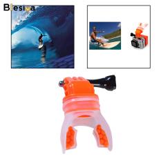 Giá Đỡ Camera Hành Động Blesiya, Miệng Gắn, Dành Cho GoPro Hero 7 8 6 5 Lướt Sóng