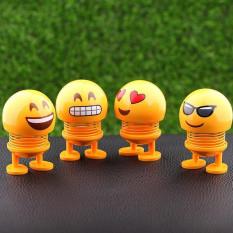 [ RẺ VÔ ĐỊCH ] HOT Thú Nhún Emoji Lắc Đầu Giải Trí Giá Siêu Rẻ, Con Cười Emoji Lò Xo – Thú Nhún Emoji, Emoji Lò Xo Ngộ Nghĩnh – Đồ Chơi Tiêu Khiển, Trang Trí Xe Hơi, Bàn Làm Việc, Học Tập.V.V ,