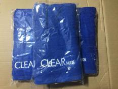 Khăn tắm 50x100cm xanh dương đậm
