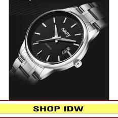 [Có video quay thật] Đồng hồ nam dây thép không gỉ cao cấp Nary IDW 2521 (Nhiều màu lựa chọn)