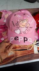 Mũ bé gái Heo Peppa – DATANSHOP
