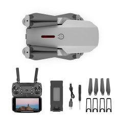 Flycam E88 Mini Teng 1 camera 4K mắt quang túi đựng