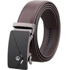 Thắt lưng nam da thật AT Leather – P134 (Đen, Nâu)