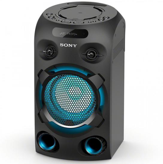 Dàn âm thanh Hifi Sony MHC-V02 – Tặng 1 mic có dây – Hàng chính hãng