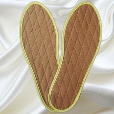 Lót giày hương quế khử mùi hôi chân 4 lớp (1 đôi)— Lót giầy hương quế cao cấp giá rẻ êm chân thoáng khí 5.0