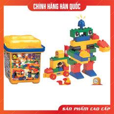 Đồ chơi lego lắp ráp trẻ em – Bộ xếp hình dựng thị trấn Oxford OBP2042 gồm 77 mảnh ghép rèn luyện trí thông minh – cho trẻ từ 3 tuổi