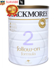 Sữa bột Blackmores số 2 Follow-on Formula Stage 2 Blackmore cho bé từ 6 đến 12 tháng tuổi (900g)