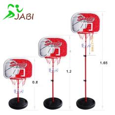 Bộ đồ chơi luyện tập bóng rổ trong nhà cho bé có thể điều chỉnh chiều cao 165cm